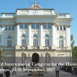 M. Daraškevičius read a short lecture at 43rd International Congress for the History of Pharmacy