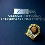 """Padėka už geriausią pranešimą Jaunųjų mokslininkų konferencijoje """"K. Šešelgio skaitymai–2017"""""""
