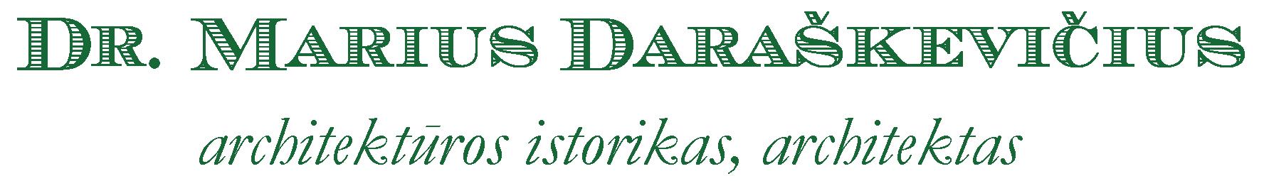 Marius Daraškevičius